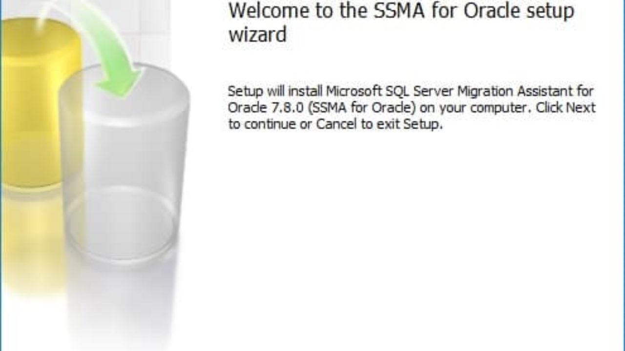 How to Install SSMA for Oracle to Migrate Oracle Database to